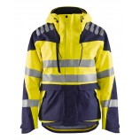 Blaklader 4490 Shell Jacket High Vis Evolution