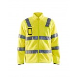 Blaklader 4833 Fleece Jacket High Vis
