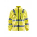 Blaklader 4853 Fleece Jacket High Vis
