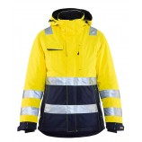 Blaklader 4872 Ladies High Vis Winter Jacket