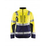 Blaklader 4900 High Vis Softshell Jacket