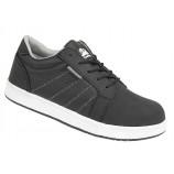 Himalayan 5125BK Black Iconic Skater Shoe
