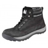 Himalayan 5140BK Black Nubuck Iconic Boot