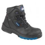 Himalayan 5160BK Black HyGrip Waterproof Safety Boot