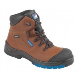 Himalayan 5161BR Brown HyGrip Waterproof Safety Boot