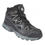 Himalayan 5222BK Black Waterproof Safety Hiker Boot