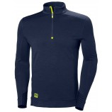 Helly Hansen 75109 Hh Lifa 1/2 Zip