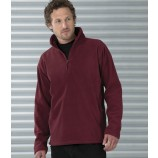 Jerzees 8740M Zip Neck Outdoor Fleece