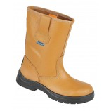 Himalayan 9001SM Tan HyGrip Unlined Rigger Boot