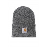 Carhartt A18 Watch Hat Heather Grey