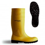 Dunlop A442 Acifort Heavy Duty Full Safety Welly