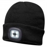 Portwest B029 Rechargeable LED Beanie
