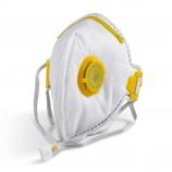 B-Brand BBFFP3V Fold Flat P3 Mask Valved