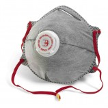 B-Brand BBP2CV P2 Charcoal Mask Valved