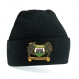 BRFC Beechfield BB45 Acrylic Knitted Beanie Hat