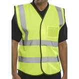 B-Seen ID Vest Saturn Yellow