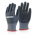 Nitrile PU Mix Coated Glove