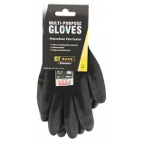 B-Safe Prepack BS043BL Multi-Purpose Pu Coated Glove