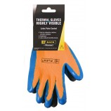B-Safe Prepack BS047 Latex Thermo-Star Fully Dipped Glove