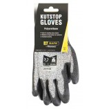 B-Safe Prepack BS052 Kutstop Polyurethane Black Glove