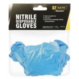 B-Safe Prepack BS055 Nitrile Disposable Glove Pack 5 Pairs