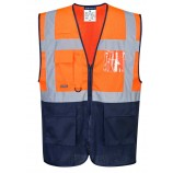 Portwest C377 Hi-Vis Two Tone MeshAir Executive Vest
