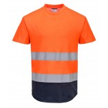 Portwest C395 Two-Tone Mesh T-Shirt