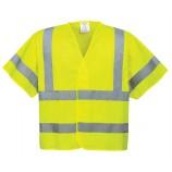 Portwest Hi-Vis Short Sleeved Vest