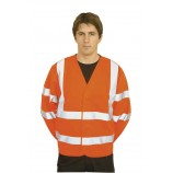 Portwest Hi-Vis Two Band & Brace Jac