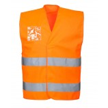 Portwest Hi-Vis Vest - ID Holder