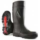 Dunlop C762041 Purofort+Full Safety Black