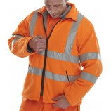 B-Seen Carnoustie Hi-Visibility Fleece