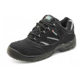 Click CDDTBL Dual Density Trainer Shoe Black