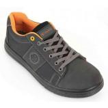 Click Safety Footwear CF18 D/D Sneaker Trainer Black