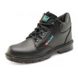 Click Mid Cut Safety Boot