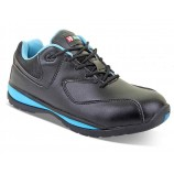 Click Footwear CF862 Microfibre Ladies Trainer