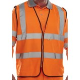 Flame Retardant Hi-Viz Vest