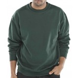 Click CLPCS Leisurewear Polycotton Sweatshirt