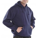 Click Leisurewear Polycotton Hooded Sweats