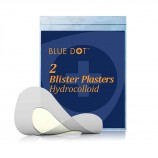 Click Medical CM0444 Blister Plasters Pack Of 2