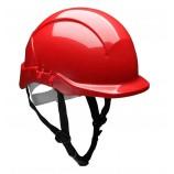 Centurion Concept Linesman Red Helmet Unvented (S08Crl)