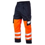 Leo Workwear Bideford Poly/Cotton Cargo Trouser