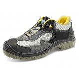 Click Metal Free Safety Trainer Shoe