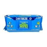 Dirteeze DZAB200 Anti-Bacterial Wipes (Soft Pack)