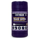 Dirteeze DZRS80 Rough And Smooth Wipes (Tub Of 80)