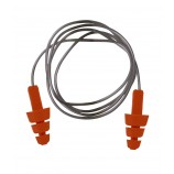 Portwest EP04 Reusable TPE Corded Ear Plug (pack of 50)