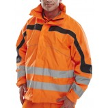 B-Seen Eton Breathable Hi Viz GORT Jac
