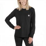 Carhartt 103244 Womens Workwear Pocket L/S T-Shirt