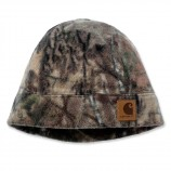 Carhartt A294 Camo Fleece Hat