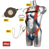 Portwest FP63 Industrial Fall Arrest Kit